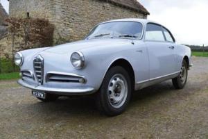 1956 Alfa Romeo Giulietta Sprint 750B Photo