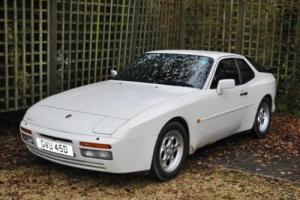 1986 Porsche 944 Turbo Coupé