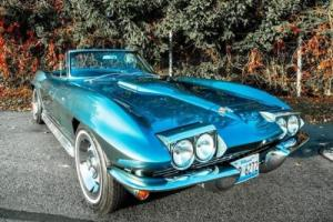1966 Chevrolet Corvette C2 Sting Ray