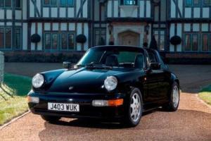 1991 Porsche 911/964 Carrera 2 Targa