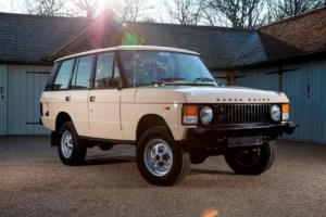 1983 Range Rover Classic (Four Door) Photo