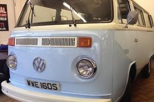 1978 Volkswagen Campervan T2