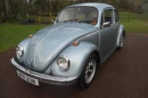 1974 Volkswagen Beetle 1300
