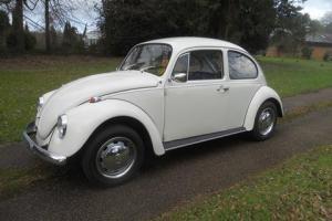 1972 Volkswagen Beetle 1200