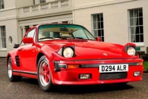 1986 Porsche 911/930 Turbo Flatnose Photo
