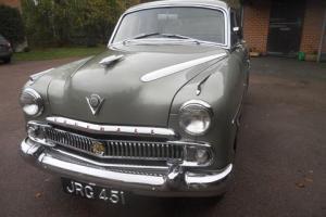 1956 Vauxhall Cresta E-Series Photo