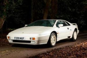 1989 Lotus Esprit Turbo Anniversary Edition No.25