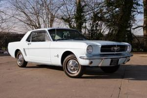1965 Ford Mustang Notchback Photo