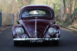 1954 Volkswagen Beetle (Oval Rear Window)