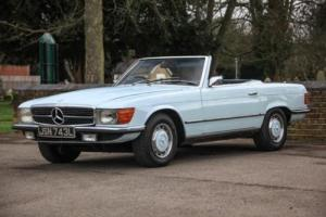 1973 Mercedes-Benz 350 SL Roadster