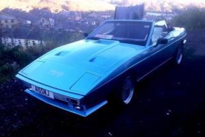 1983 TVR Tasmin V8 Convertible Photo