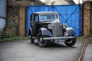 1934 Vauxhall 14 Light Six Saloon