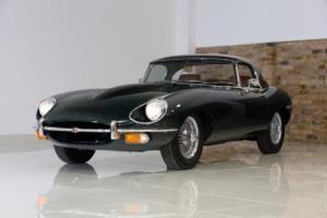 Jaguar 'E' TYPE Series 2 Roadster