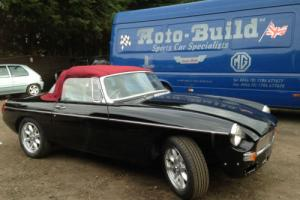 MGB ROADSTER BUILT AND PAINTED TO YOUR SPEC