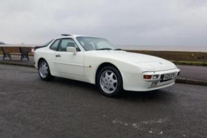 PORSCHE 944 S 16V, White, Manual, Petrol, 1988