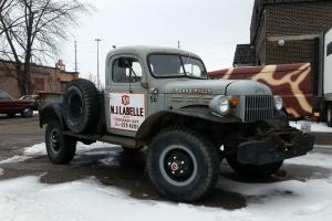 Dodge: Power Wagon Base