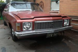 Holden HJ 1975 Kingswood S Wagon in VIC