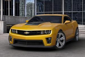 Chevrolet: Camaro ZL1 Coupe 2-Door