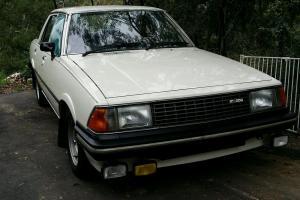 Mazda 626 Super Deluxe 1982 4D Sedan Manual 2L Carb Seats in VIC