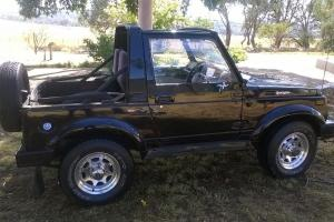 Suzuki Sierra 4x4 1991 2D Softtop Manual 1 3L Carb Photo