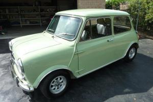 Mini Cooper S 1970 Mkii Genuine EX COP in NSW