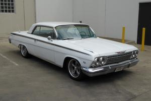 1962 Chevrolet Impala 454V8 700R Automatic P Steering Disc Brakes Alloy Wheels