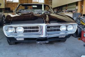 Pontiac: Firebird Deluxe Interior