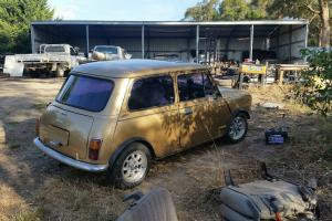 1977 Leyland Mini in VIC