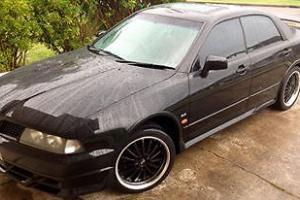 Mitsubishi Magna VR X Limited Edition 2001 4D Sedan Manual 3 5L Multi in NSW