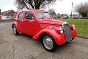 LANCIA APRILIA | MILLE MIGLIA ELIGABLE | RHD | RARE CLASSIC VEHICLE | 1939 for Sale