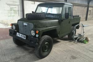 Land Rover Series Lightweight 1980 Ex Military