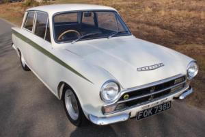 Ford Lotus Cortina MK1 1966 Matching Numbers Superb Car for Sale