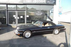 Jaguar XJS 4.0 CONVERTIBLE ONLY 55,000 MILES