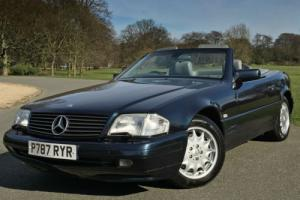 1996 Mercedes-Benz SL500 5.0 Automatic - 37,000 MILES FROM NEW - UK CAR Photo