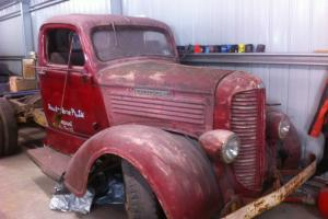 Dodge Truck Resto RAT ROD Rare Project 1937 1938 in VIC