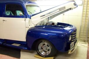 Ford: F1 Panel Van / Hot Rod F1 1/2 Ton