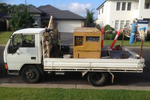 Mitsubishi Canter 1994 CAB Chassis Manual 4 0L Diesel