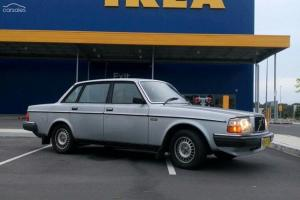 1985 Volvo 240 in NSW Photo