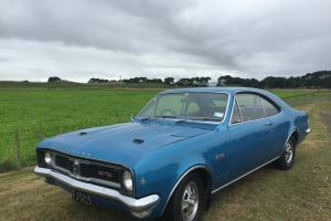 Holden Monaro GTS HT 1969 2D Coupe Automatic Photo