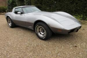Chevrolet Corvette Anniversary edition -1 owner ,very low miles