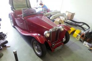 MG TC Sports CAR in QLD Photo