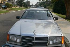 Mercedes Benz 300CE 1989 TWO Door Sports Coupe Silver in NSW Photo