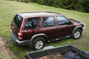Nissan Pathfinder ST 4x4 2000 4D Wagon Automatic 3 3L Multi Point in VIC