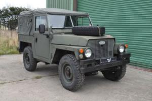 Land Rover Series 3 Lightweight in Great Condition