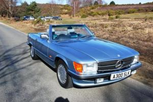 Mercedes 300SL 1987 Only 77000 Miles From New 320SL 280SL 500SL 350SL 107 Series