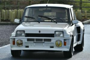 1990 Renault 5 Turbo 2 Midd Engine for Sale