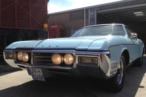 1969 Buick Riviera Coupe in QLD