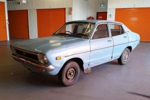 Classic Datsun 120Y 1978 4 Speed Manual in NSW