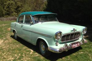 1956 Holden FE Special in VIC