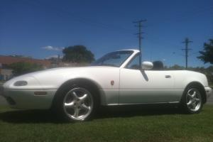 Mazda MX5 NO Reserve in QLD Photo